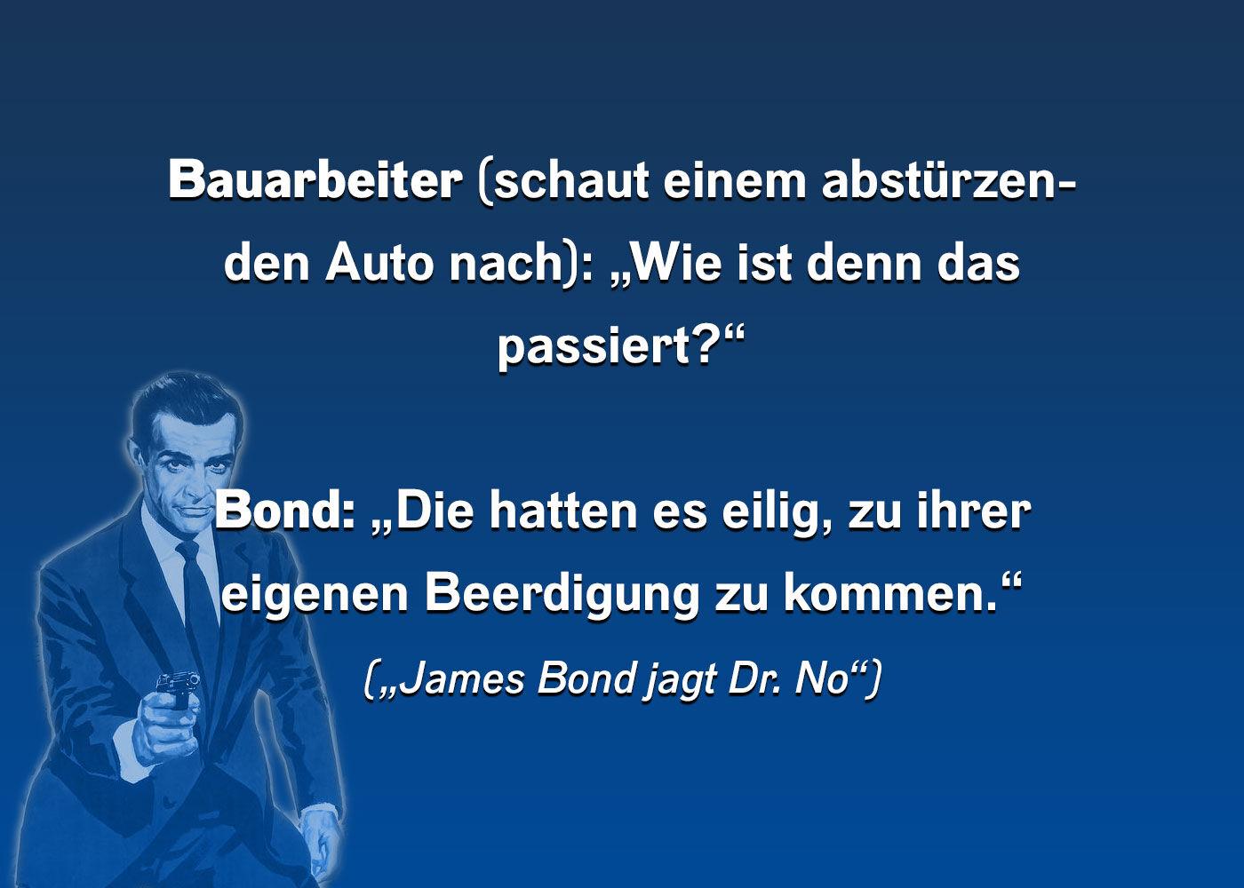 Bester James Bond