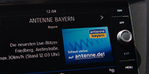 ANTENNE BAYERN via DAB+
