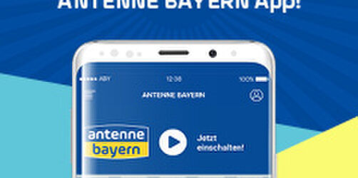 App: ANTENNE BAYERN mobil