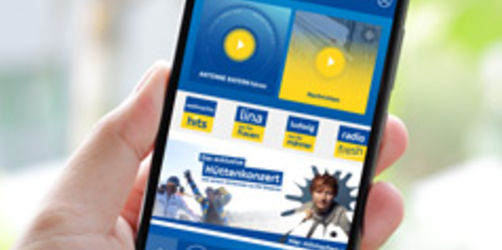 Apps: ANTENNE BAYERN mobil