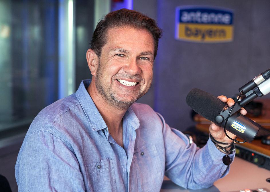 Christian franz antenne bayern for Wir in bayern moderatoren