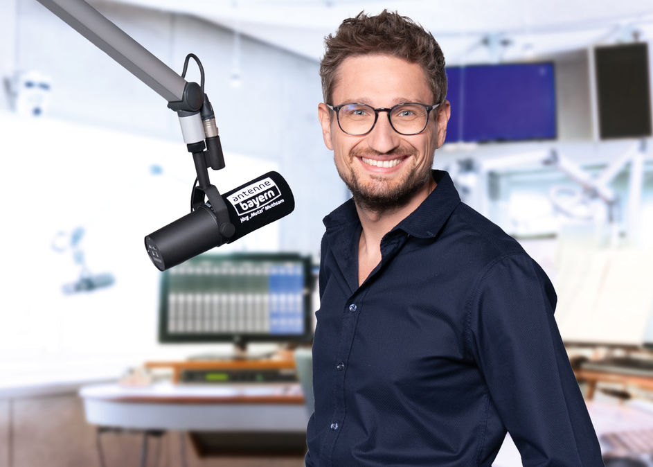 Jörg Muthsam bei Antenne Bayern