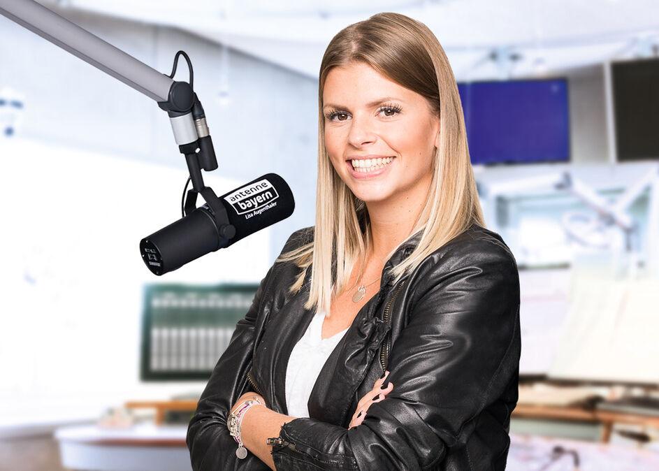 Lisa Augenthaler bei Antenne Bayern