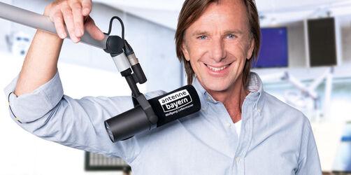 Moderator Wolfgang Leikermoser