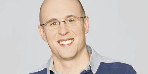 Frühsportler Karsten Wellert