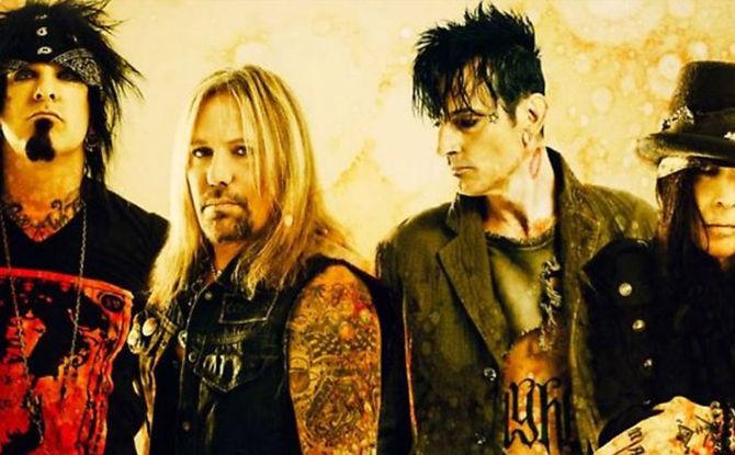 Mötley Crüe: Vor 38 Jahren gründete sich die Glam Metal Truppe