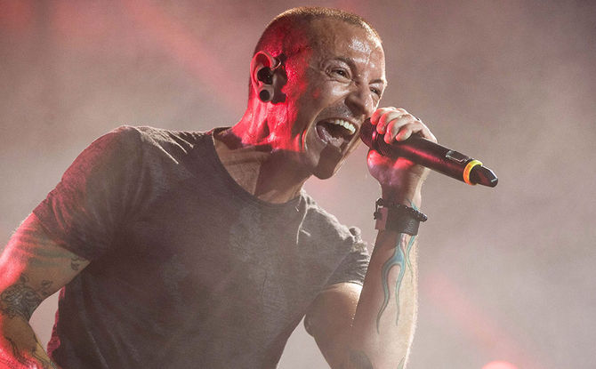 Happy Birthday, Chester and Rock in Peace!