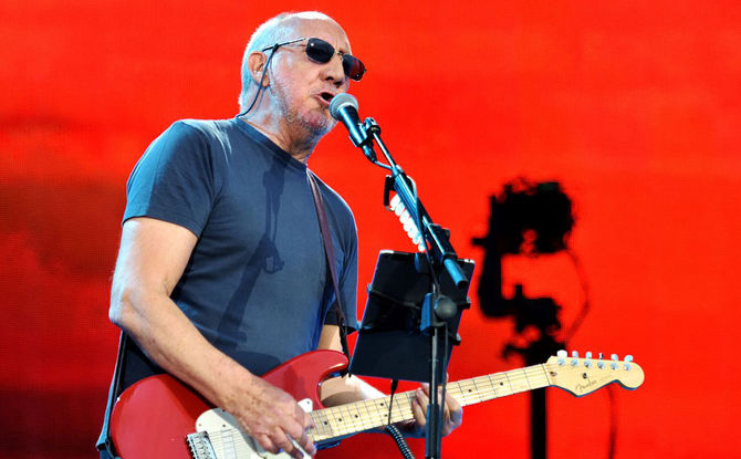 Pete Townshend: Happy Birthday, Mr. Windmühle