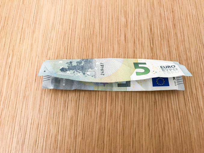 DIY Geldgeschenk