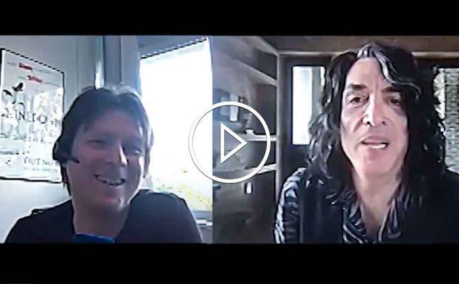 """Im Interview: Paul Stanley von KISS über das neue Live-Album und """"The End of the Road"""""""