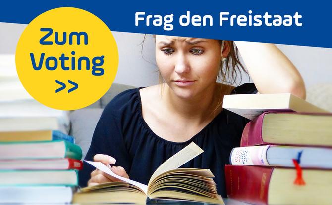 Stimmt ab! Ist die Schule in Bayern zu schwer?