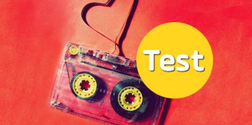 Mach den Test! Bist du ein Kinder der 90er?