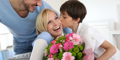 Zehn Dinge, die Mütter sich WIRKLICH zum Muttertag wünschen