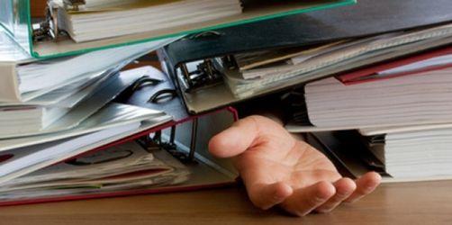 Stressige Arbeitswelt: Wenn Kollegen die Arbeit madig machen