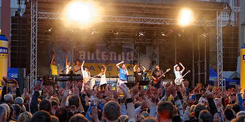 Die ANTENNE BAYERN Band