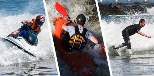 Schlauchboot, Kajak oder Surfbrett: So können Sie Bayern auf dem Wasser erleben!