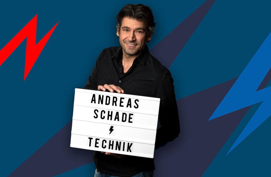 Andreas Schade bei Antenne Bayern