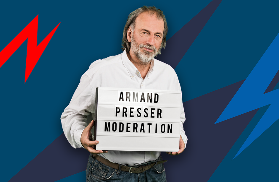 Armand Presser bei Antenne Bayern