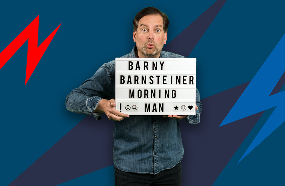 Barny Barnsteiner bei Antenne Bayern