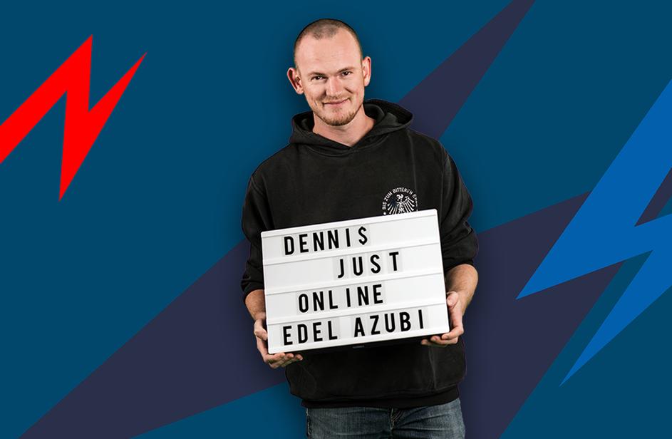 Dennis Just bei Antenne Bayern