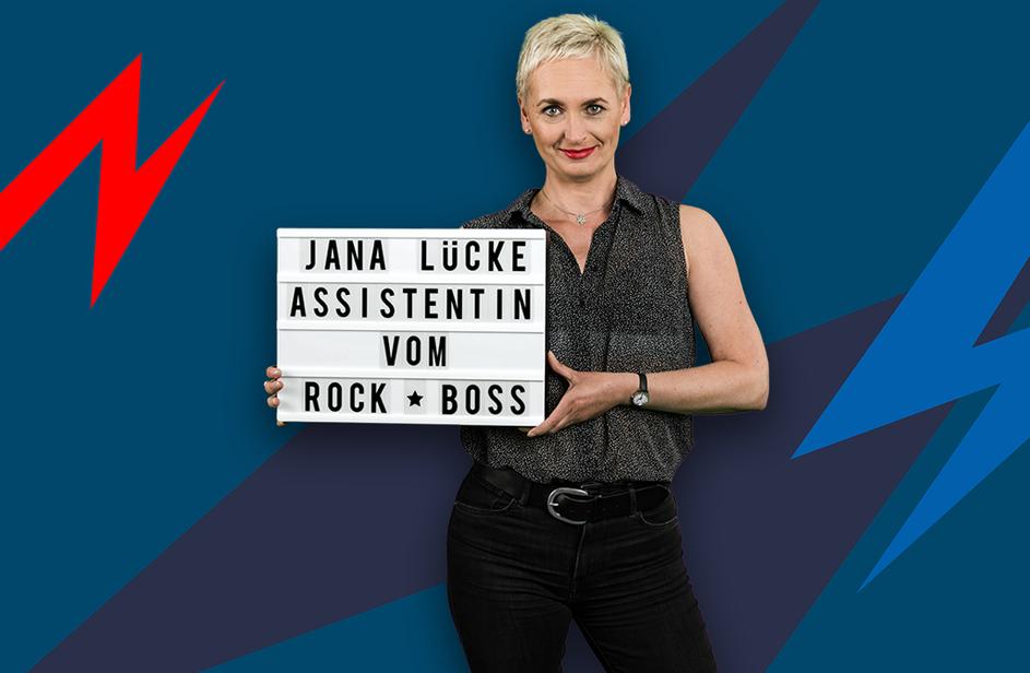 Jana Lücke bei Antenne Bayern
