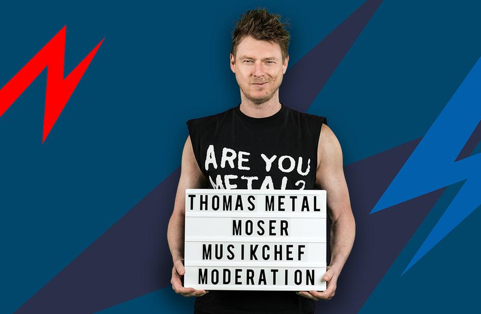 Thomas Moser bei Antenne Bayern