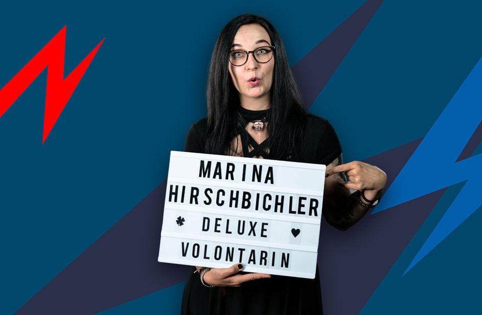 Marina Hirschbichler bei Antenne Bayern