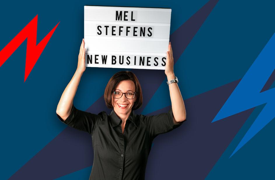 Melanie Steffens bei Antenne Bayern