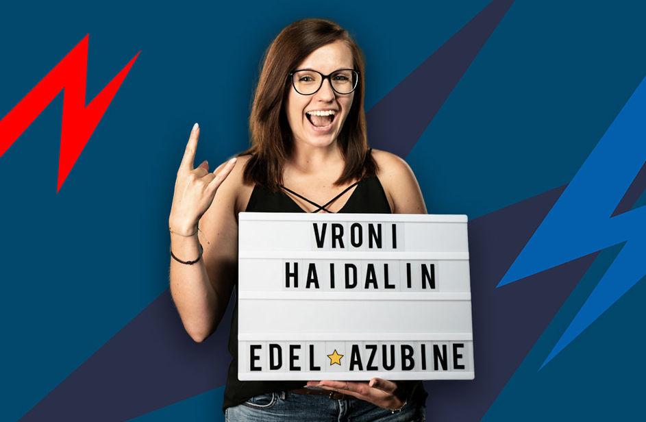 Veronika Haidalin bei Antenne Bayern