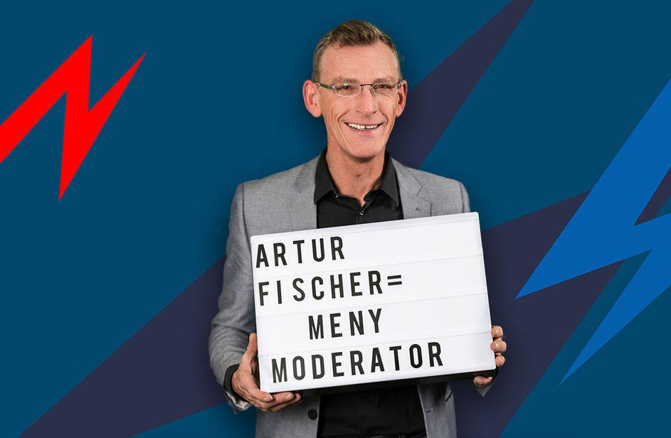 Artur Fischer-Meny bei Antenne Bayern