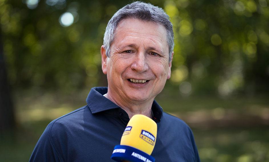 Klaus Wittmann bei Antenne Bayern