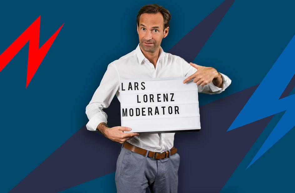 Lars Lorenz bei Antenne Bayern