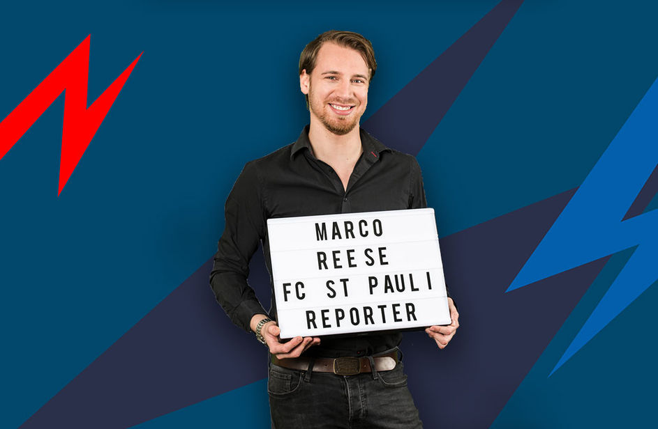 Marco Reese bei Antenne Bayern