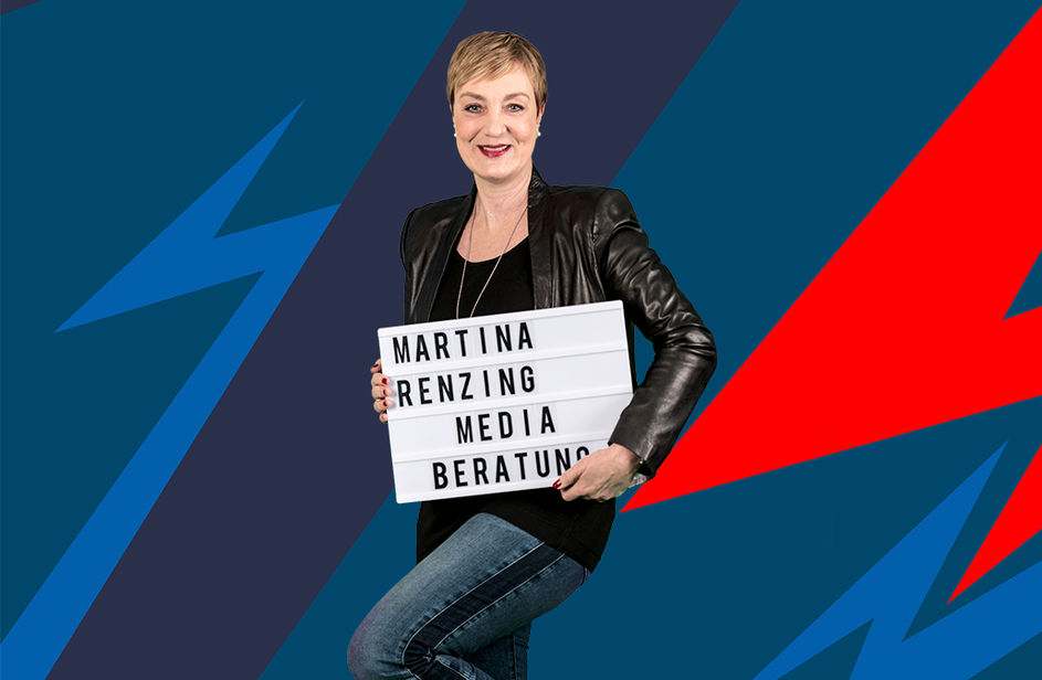 Martina Renzing bei Antenne Bayern