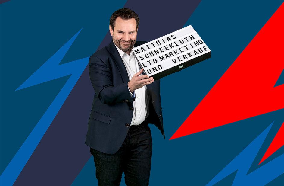 Matthias Schneekloth bei Antenne Bayern