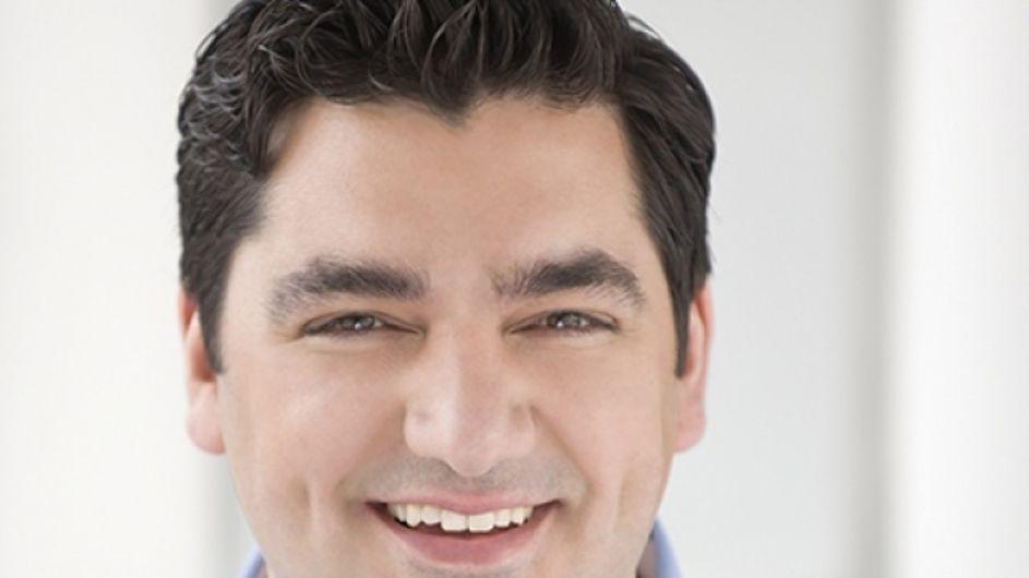 Tarik Ahmadi bei Antenne Bayern