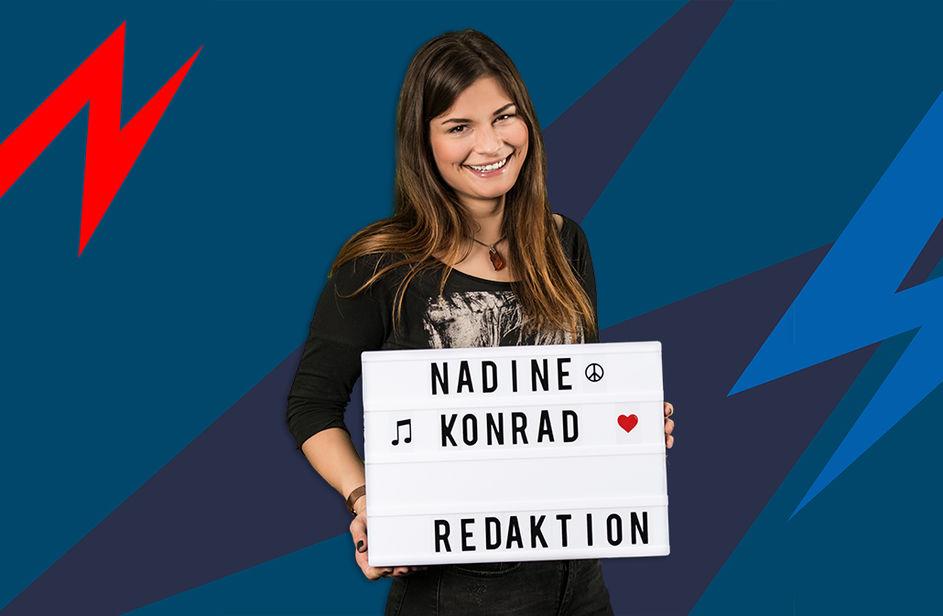 Nadine Konrad bei Antenne Bayern