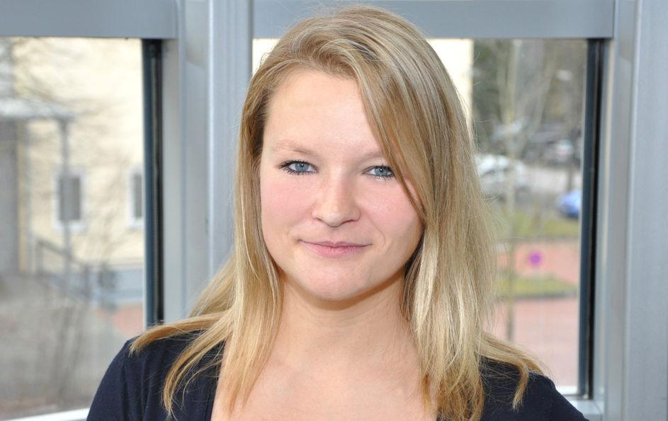 Katja Narkprasert bei Antenne Bayern