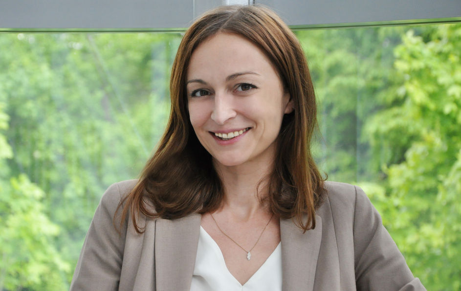 Stella Plazibat bei Antenne Bayern