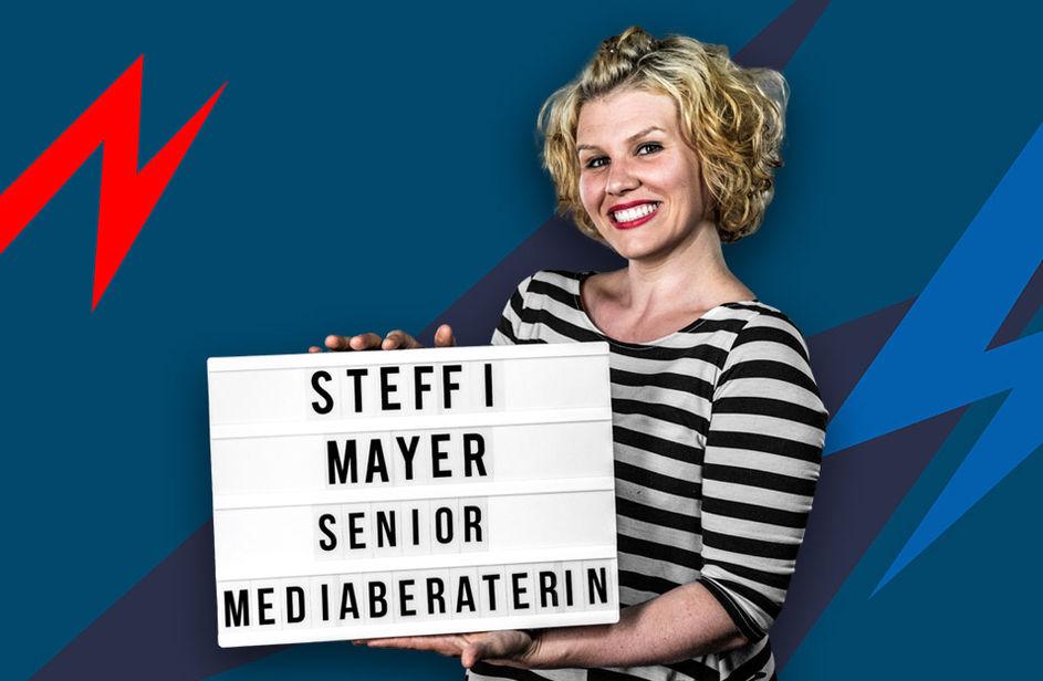 Stefanie Mayer bei Antenne Bayern